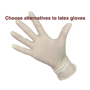 California restaurant bans latex gloves