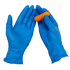 Medium size waterproof food safe disposable nitrile gloves