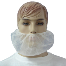 Disposable food safety non woven beard cover for cooking