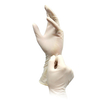Large premium powdered sterile latex surgical gloves
