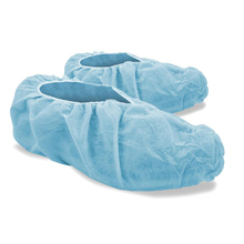 Non woven biodegradable disposable medical surgical shoe covers