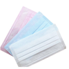 3 ply white disposable non woven face mask for chemist