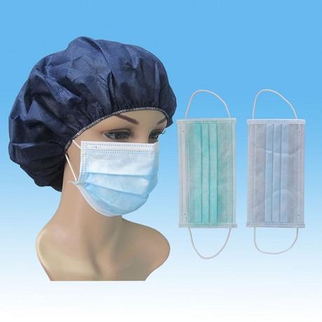 Breathable Non Woven Disposable Medical Dental Face Mask