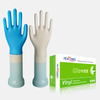 Disposable non-sterile powder free vinyl medical examination gloves