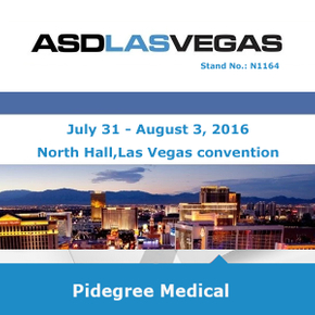 Congratulations Pidegree Glove successfully participate in 2016 Las Vegas ASD SHOW (Las Vegas convention)