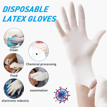 Powdered latex examination hand gloves price